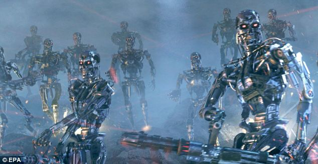 Rise Of The Machines: The third instalment of the Terminator film franchise imagines the chain of events that leads to death-dealing computers taking over the planet