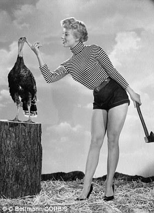 Resultado de imagen para thanksgiving day marilyn monroe