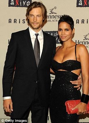 Split: Halle and her ex, Gabriel Aubrey