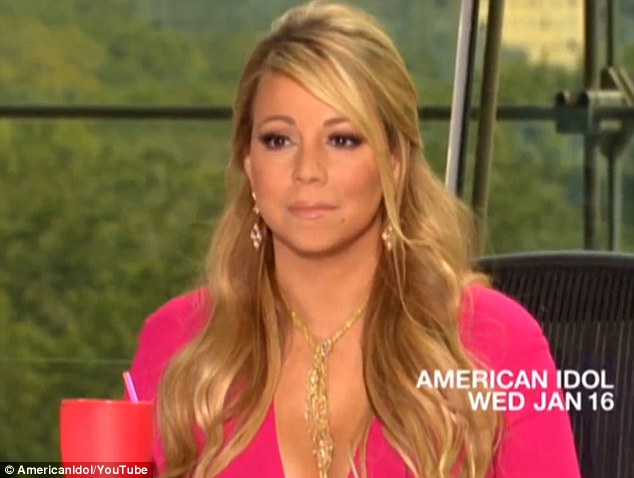 'It's all about ambition': Mariah said when she sees that on the show, she knows that person has talent