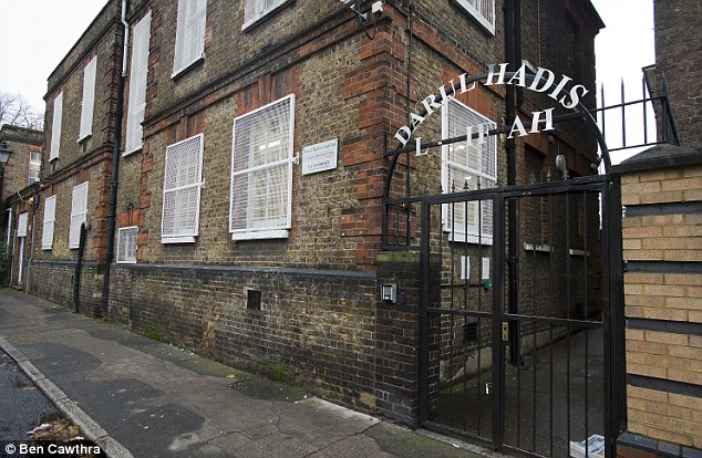 Darul Hadis Latifiah Islamic education centre in East London where Mohammad Siddiqur Rahman Chowdhury teaches