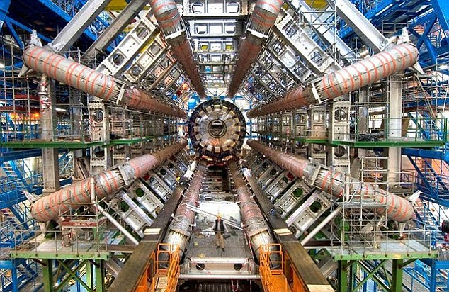 The experimanets in the Large Hadron Collider may have created a new type of matter