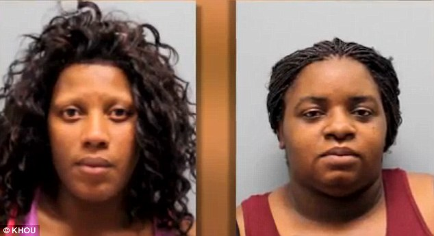 Tiasa Andrews, Yolanda Craig were arrested at 1300 block of Greens Parkway where their friend Shelly Frey had died from her gunshot wounds