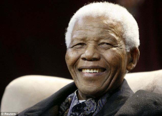 He became an icon of the struggle against apartheid during a 27-year prison sentence in Cape Town's notorious Robben Island, before his release in 1990