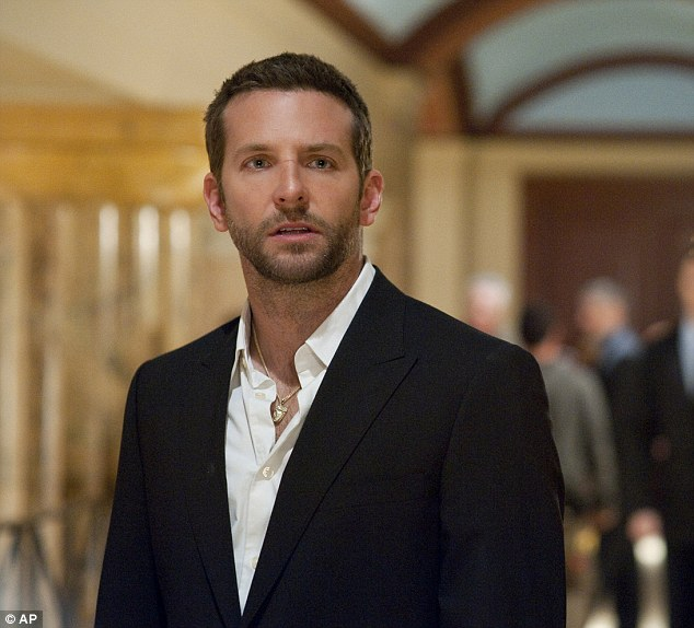Oddball romance: Silver Linings Playbook did well with 10 nominations including Best Picture and an Actor nod for star Bradley Cooper