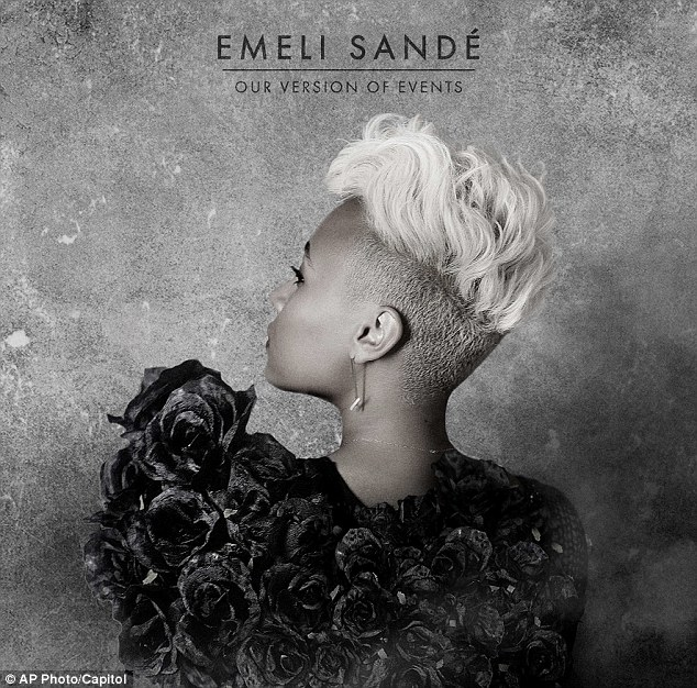 Hit record: Her debut album has been a massive success and has earned a Brit Award as well as three Mobos