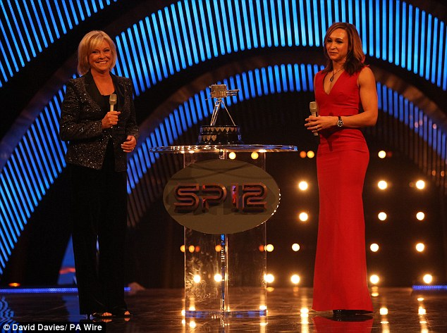 Shapely: Her stunning outfit on the night has meant many are now dubbing Jessica's derriere better than Pippa Middleton's after her appearance at her sister the Duchess of Cambridge's wedding last year