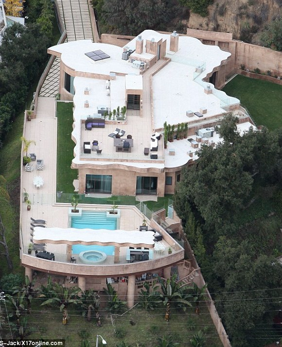 Property portfollio: Rihanna has purchased a $12million mansion in Pacific Palisades, Los Angeles