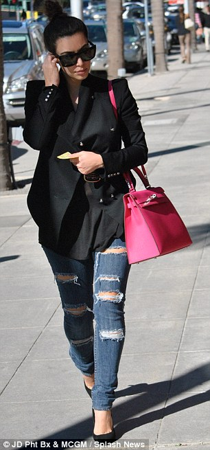 Bag Christmas Birkin Kardashian Kim