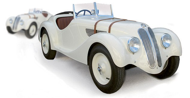1936 BMW 328 Children's Car