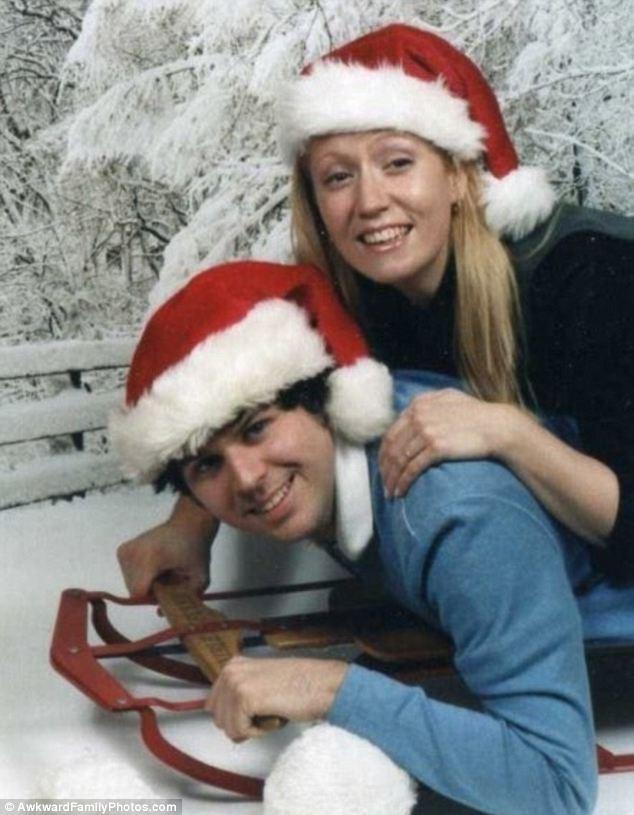 Christmas 2012 The Hilarious Awkward Festive Family