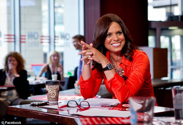 Soledad O'Brien began anchoring CNN's morning program Starting Point in January 2012