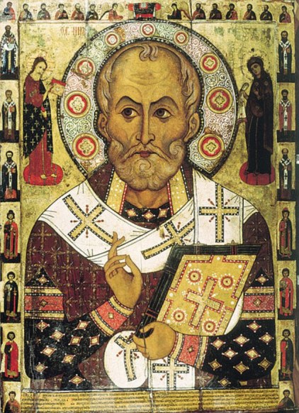 Image result for saint nicholas beard