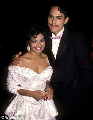 Twice divorced: Janet has been married two times - to R&B singer James DeBarge in 1984 and music video director René Elizondo, Jr. in 1991