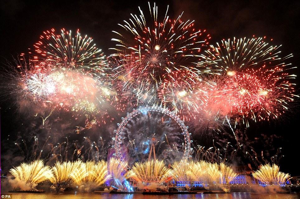 new year london pictures ile ilgili görsel sonucu