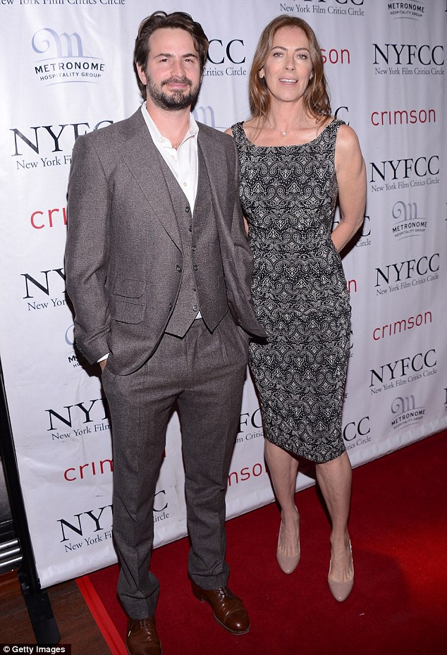Industry bigwigs: Zero Dark Thirty screenwriter Mark Boal and filmmaker Kathryn Bigelow also attended the event held at the popular New York venue
