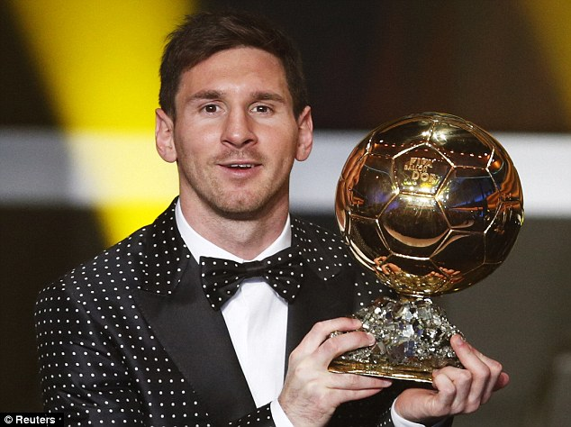 Messi How Many Goals