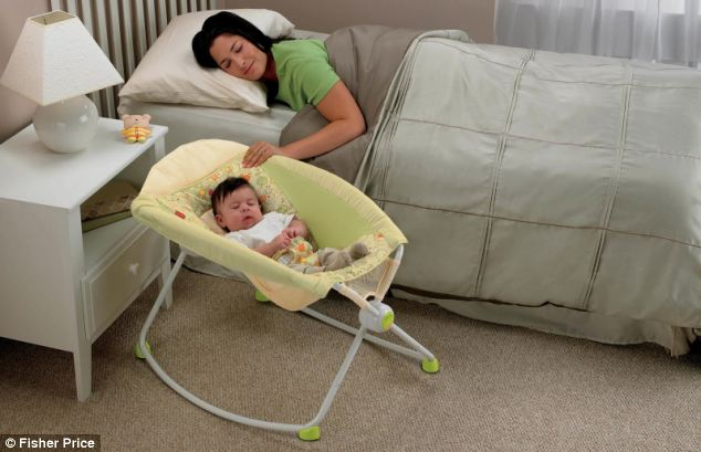 The warning applies to 800,000 infant recliner seats, called sleepers, sold at stores nationwide and online since September 2009