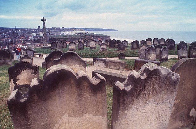 The historic graveyard, which inspired Bram Stoker when writing his classic novel Dracula, has been closed for over a century