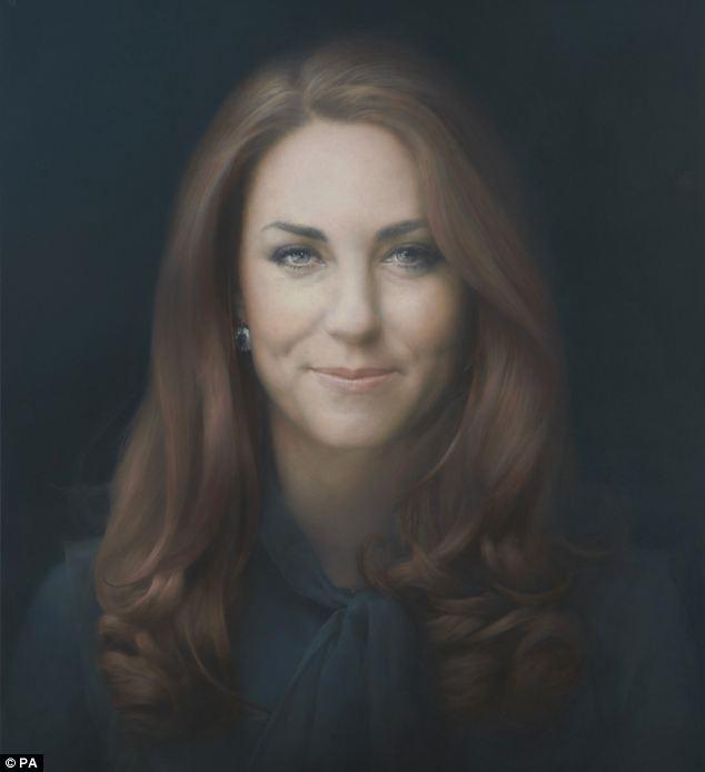 Image result for princess kate portrait