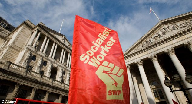 extremists from the socialist workers party gag freedom of speach One member reportedly said that the Socialist Workers' Party did not have faith in the court system to bring justice