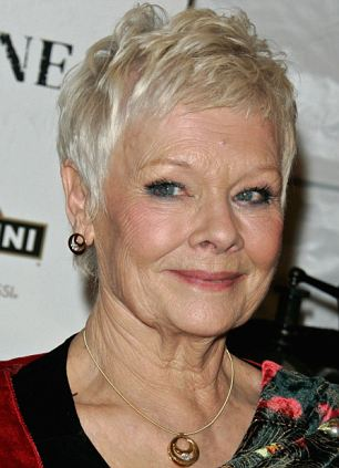 After shooting her final James Bond scenes as M in Skyfall Dame Judi Dench kept the casings of the four bullets she fired and had them turned into cufflinks as Christmas presents