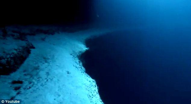 Deep Water Hole Bahamas