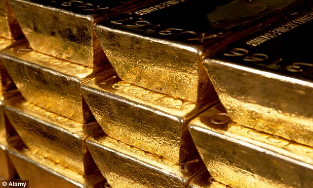 Safe keeping: Germany is reportedly set to repatriate tonnes of gold