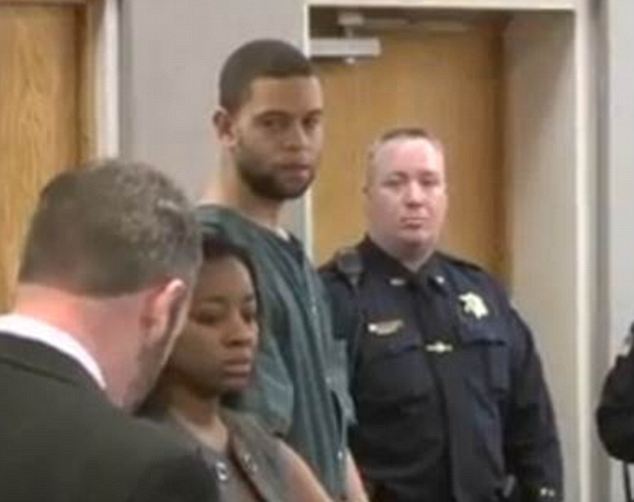Tyrik Haynes was charged with attempted murder, child endangerment, possession of a weapon for an unlawful purpose and unlawful possession of a weapon in his first court appearance on Friday