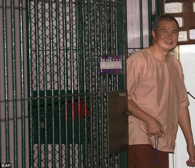 Tough: Somyot Pruksakasemsuk was convicted after publishing two articles in an anti-establishment magazine