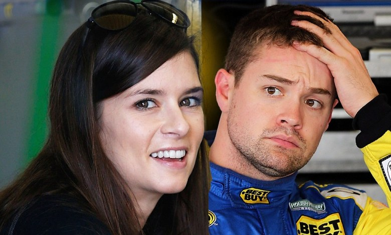 Nascar star Danica Patrick confirms she is dating fellow ...