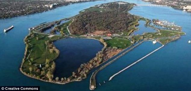 Detroit's Belle Isle Park is the largest island city park in the United States