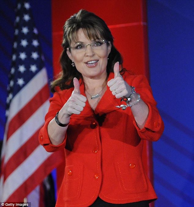 You Betcha Sarah Palin Vows To Fight On After Cutting Ties With