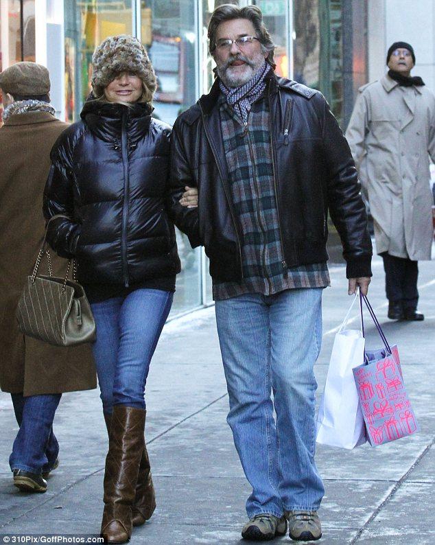 Kate Hudson Kurt Russells Daughter