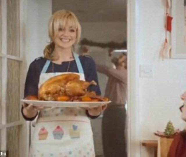 Off The Hook Supermarket Asdas Christmas Advert From  Featuring A Mother Stressed Out