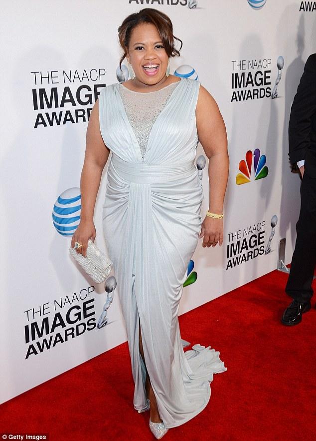 Kerry Washington At Naacp Awards