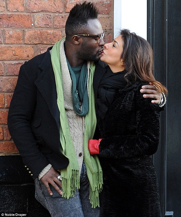 New romance: Coronation Street actress Shobna Gulati, 46, is dating This Morning runner Tony Brown, 29