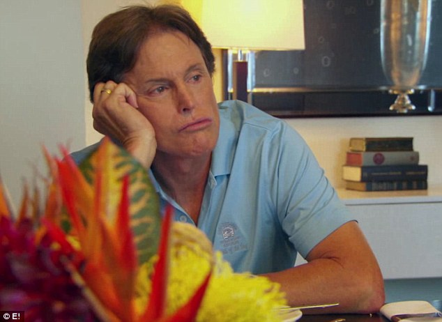 Chuffed off: Bruce really isn't impressed about Kim's attitude and tells her that there's no room in the boat