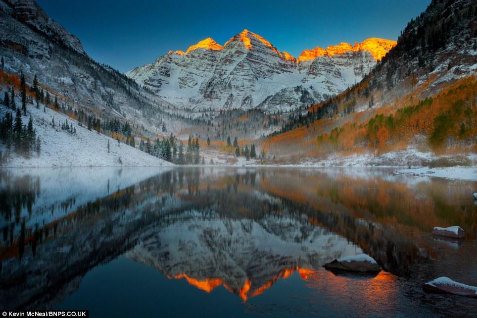 Utah Winter Screensavers