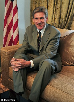 Chris Stevens was the first U.S. Ambassador murdered in the line of duty since 1979