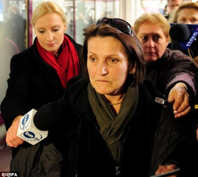 Traumatised passengers did not want to speak to reporters as they tried to leave the airport but others relived their ordeal for the news crews