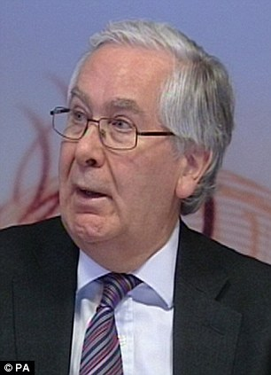 Sir Mervyn King: Bank of England governor yesterday painted a bleak picture of high inflation combined with stagnant economic growth when it comes to UK prospects