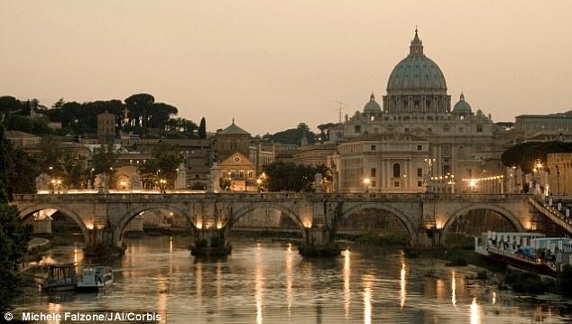 Gradual Rise Papal Rome