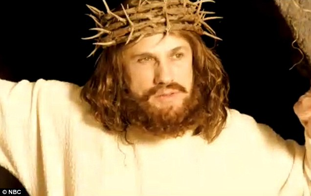 Inappropriate? SNL mocks Jesus Christ with a violent, bloody skit featuring Christoph Waltz