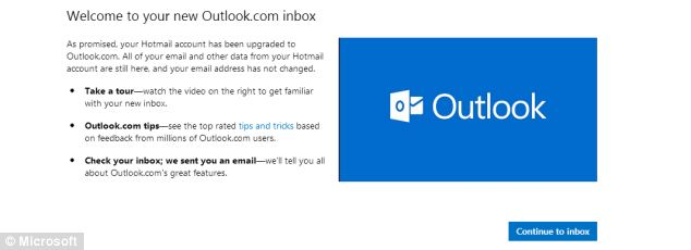 Microsoft is set to force all users of its MSN and Hotmail service to use outlook.com - whether they want to move or not