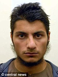 Mujahid Hussain muslim fanatic who wanted jihad in britain