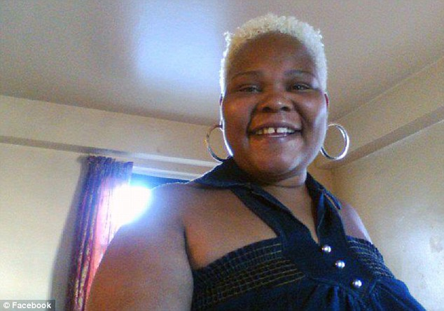 Shocking: The body parts of Tanya Byrd, pictured, were found strewn around at least four different curbside locations in the Bronx this morning