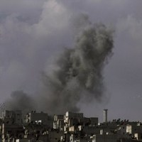 Burden of Damascus WW3 for Easter Chemical weapons 'are being used on children and babies in Syria by Assad's army'