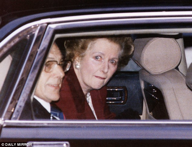 Image result for thatcher cries