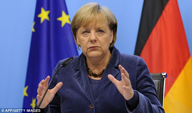 ver more citizens in the Mediterranean countries of the eurozone in particular argue that for the third time in less than 100 years Germany is trying to take control of Europe.